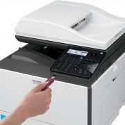 MX-C300W Scan to USB and direct print